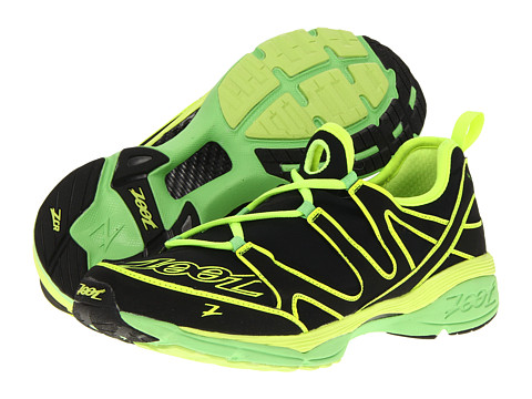 Zoot Sports - Ultra Kalani 3.0 (Black/Safety Yellow/Green Flash) Men