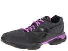 Reebok - FitnisRush (Heather/Gravel/Black/Party Purple)