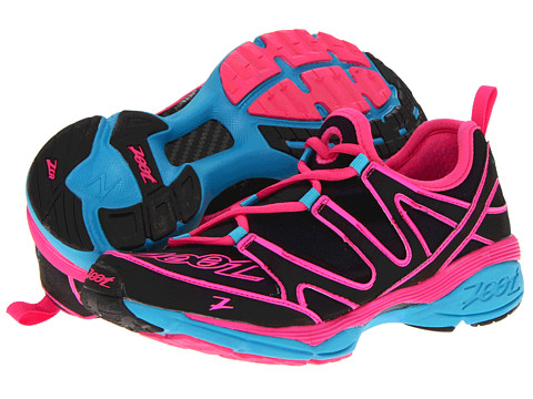 Zoot Sports - Ultra Kalani 3.0 (Black/Pink Glow/Atomic Blue) Women