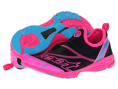 Zoot Sports - Ultra Speed 3.0 (Black/Pink Glow/Atomic Blue) Women's Running Shoes