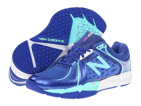 New Balance - WX997v2 (Dazzling Blue) Women's Shoes