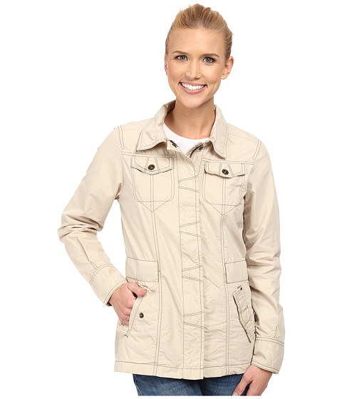 Royal Robbins - Promenade Jacket (Light Khaki) Women