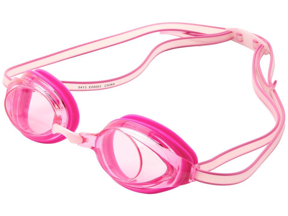 Speedo - Jr. Vanquisher 2.0 (Pink) Water Goggles