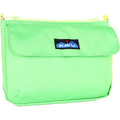 SALE! $16.99 - Save $13 on KAVU Captain Clutch (Lime) Bags and Luggage - 43.37% OFF $30.00