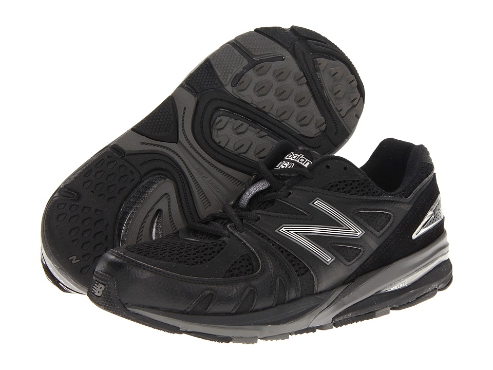 New Balance - W1540 (Black) Women's Running Shoes