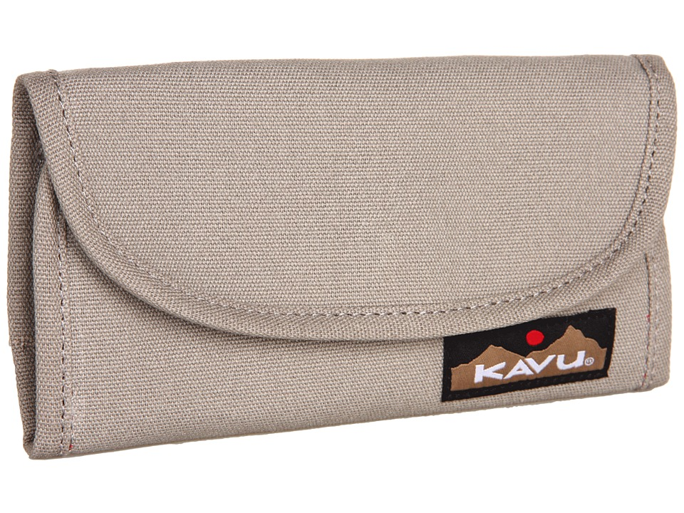 KAVU - Big Spender (Gray) Wallet Handbags