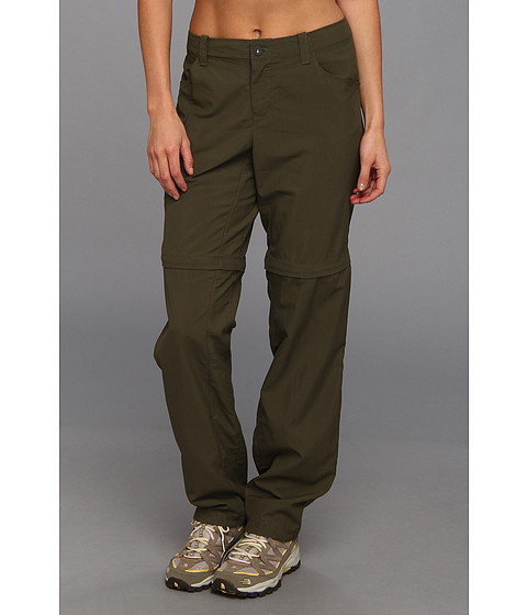 Mountain Hardwear - Ramesa V2 Convertible Pant V.2 (Peat Moss) Women's Casual Pants
