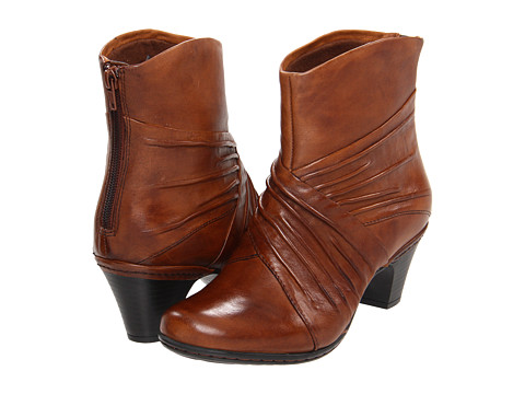 Cobb Hill - Shannon (Almond) Women's Zip Boots
