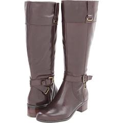 Bandolino Caloua Wide Calf (Dark Brown) Footwear