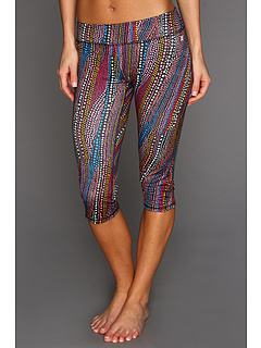 SALE! $35.81 - Save $14 on Hurley Pivot Crop Pant (Juniors) (Multi) Apparel - 27.66% OFF $49.50