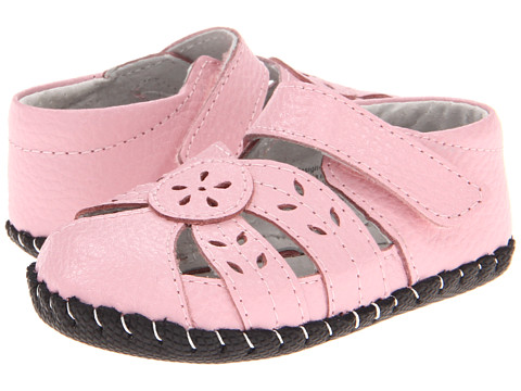 pediped - Daphne Original (Infant) (Light Pink) Girls Shoes