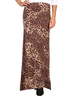 SALE! $19.99 - Save $24 on Billabong Anina Maxi Skirt (Juniors) (Cheetah) Apparel - 54.57% OFF $44.00