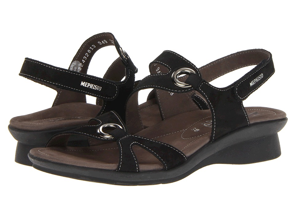 Mephisto Footwear Womens Upcamp; Barcode Sandals htsdxQrC