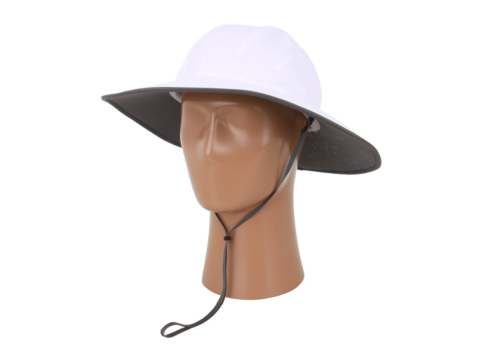 Outdoor Research - Oasis Sombrero (White) Traditional Hats