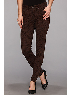 SALE! $19.99 - Save $64 on Jag Jeans Printed Chloe Low Skinny Jean in Java Bean (Java Bean) Apparel - 76.20% OFF $84.00