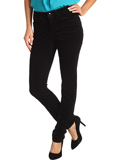 SALE! $23.7 - Save $55 on Jag Jeans Jane Mid Rise Slim Corduroy (Black) Apparel - 70.00% OFF $79.00