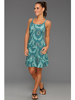 SALE! $31.99 - Save $48 on Prana Lexi Dress (Capri Blue Scallop) Apparel - 60.01% OFF $80.00
