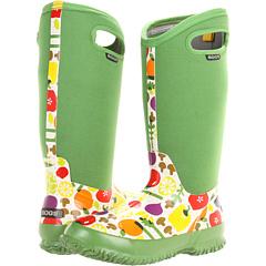 Bogs Classic Garden (Green Multi) Footwear