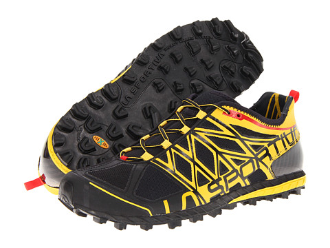 La Sportiva - Anakonda (Black/Yellow) Men's Shoes