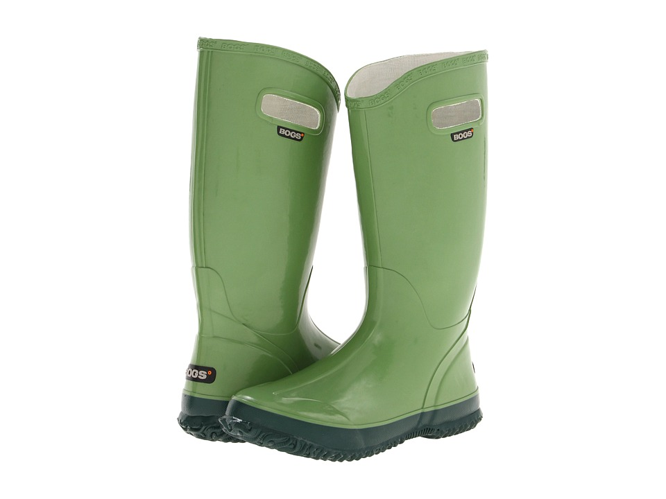 Bogs Classic Glosh Rainboot (Green) Women