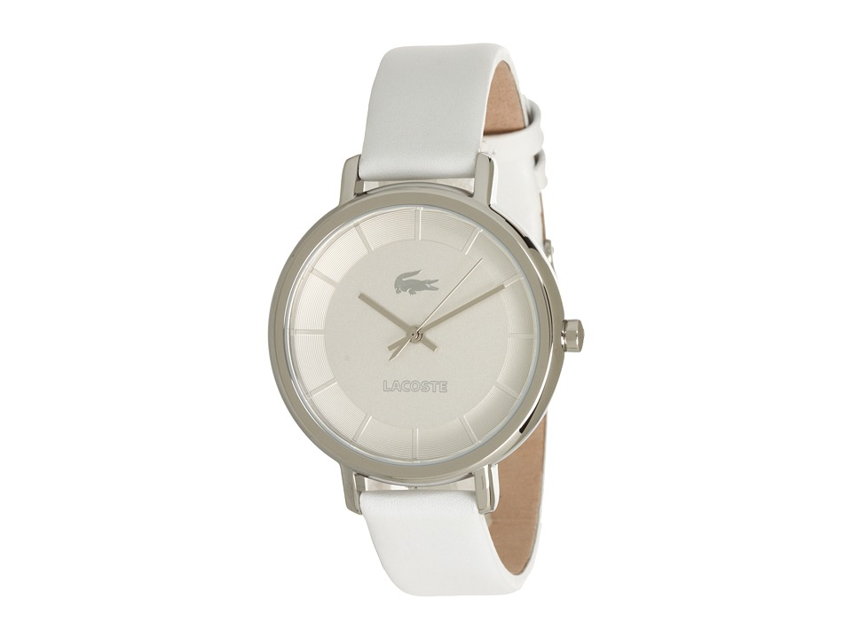 Lacoste - 2000716 (White) Analog Watches