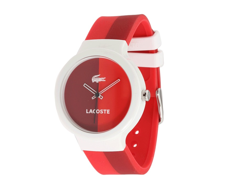 Lacoste - 2020037 Goa Watch (Red) Analog Watches