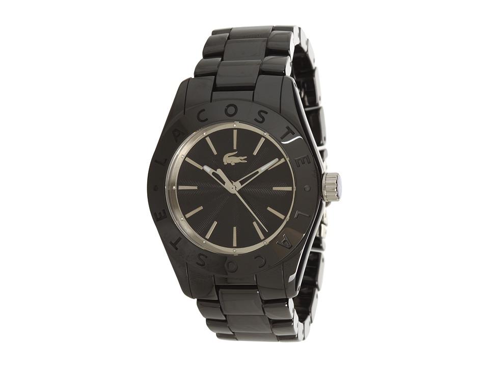 Lacoste - BIARRITZ 2000731 (Black) Analog Watches
