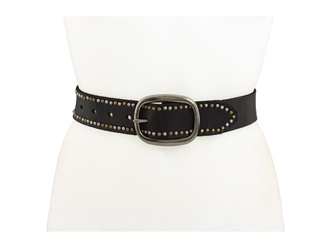 Bed Stu - Stand Up To Cancer Cody (Black) Women's Belts