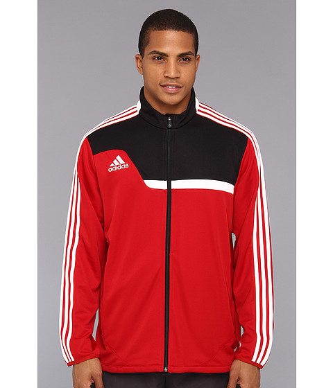 adidas - Tiro 13 Training Jacket (University Red/Black/White) Men's Jacket