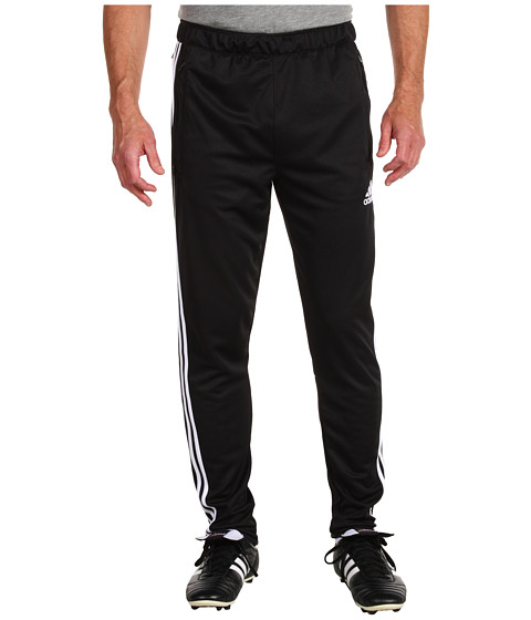 adidas - Tiro 13 Training Pant (Black/White) Men's Casual Pants