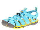 Keen - Clearwater CNX (Norse Blue/Super Lemon) - Footwear