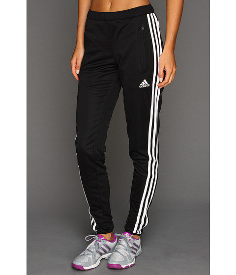 adidas - Tiro 13 Training Pant (Black/White) Women