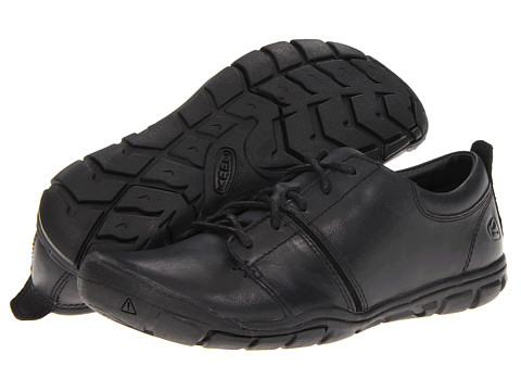 Keen - Delancey Lace CNX (Black) Women's Shoes