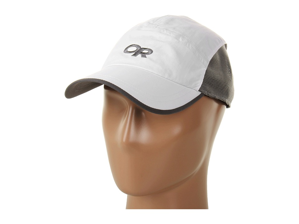 Outdoor Research - Swift Cap (White/Light Grey) Baseball Caps