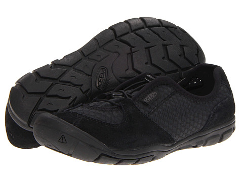 Keen - Mercer Lace CNX (Black) Women's Shoes