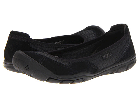 Keen - Mercer Ballerina CNX (Black) Women's Shoes