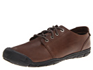 Keen Bleecker Lace CNX (Chocolate Brown) Men's Shoes