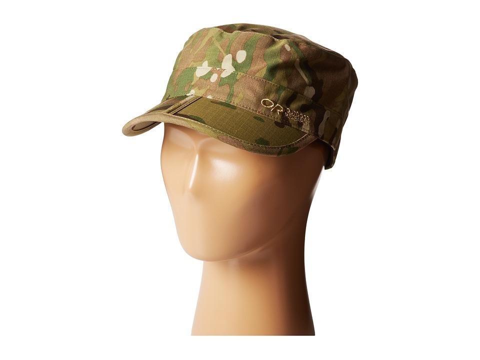 Outdoor Research - Radar Pocket Cap (Multicam) Safari Hats