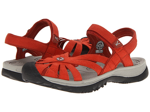 a02c389ee69 ... UPC 887194049578 product image for Keen Rose Sandal (Burnt Henna/Bombay  Brown) Women's ...