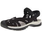 Keen Rose Sandal (Black/Neutral Gray)