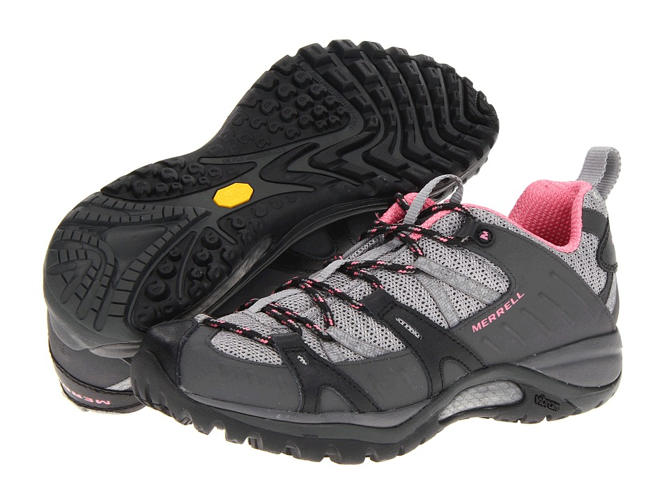 Merrell - Siren Sport 2 (Black/Pink) Women's Shoes
