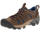 Keen Voyageur (Dark Earth/Ensign Blue) Women's Shoes