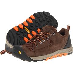 Keen Wichita (Deep Chestnut Carrot) Footwear