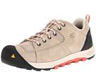 Keen Wichita (Sand Dollar/Hot Coral) Women's Hiking Boots