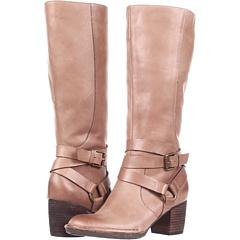 Naya Gazelle (Lunar Taupe Leather) Footwear