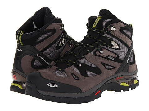 Salomon - Comet 3D GTX (Detroit/Autobahn/Seaweed Green) Men