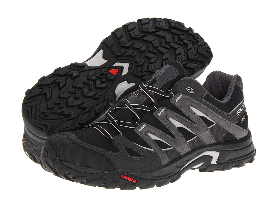 Salomon Eskape GTX (Black/Asphalt/Aluminum) Men