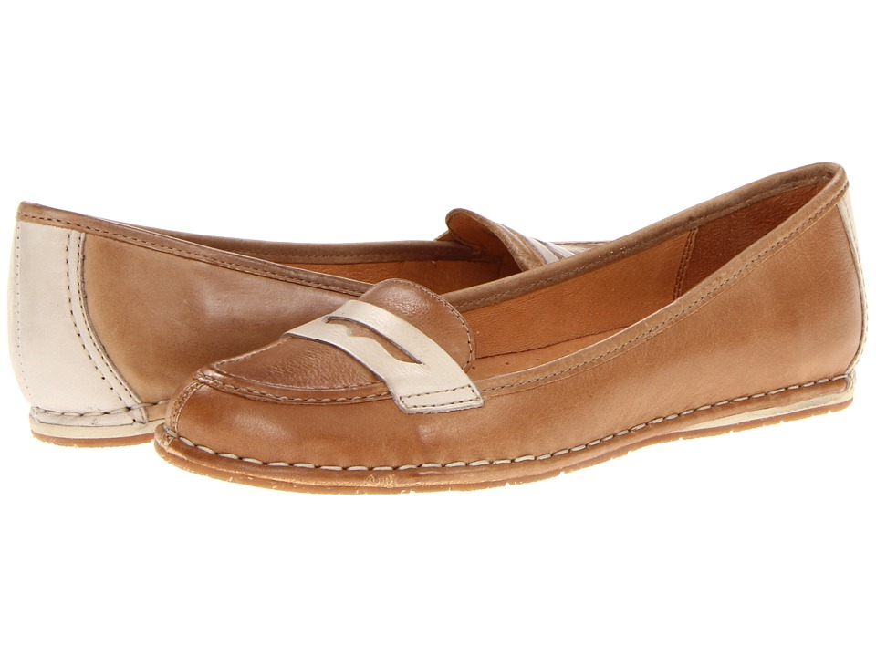 Naya Debbie (Corda/Light Taupe Leather) Women