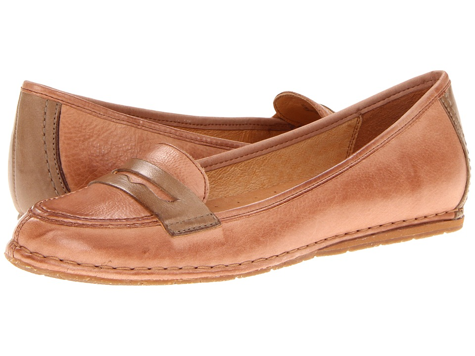Naya Debbie (Carne Tan/Nebbia Taupe Leather) Women