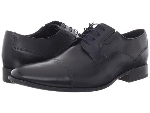Bostonian - Collier (Black) Men's Shoes